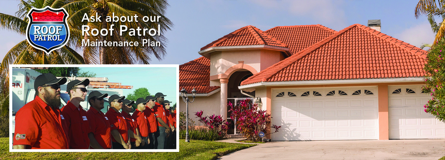 Florida Southern Roofing Has You Covered with Roof Patrol Maintenance Plans