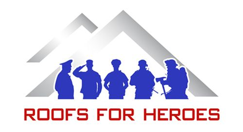 Click Roofs for Heroes logo to open Roofs For Heroes nomination form.