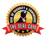 Click The Seal.com Seal of Security & Confidence logo to learn why smart consumers look for the seal.